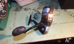 Jarvis Walker fishing rod and reel for sale, Only used
