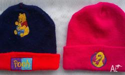 - Genuine Products. Price shown is for both beanies -