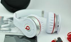 Beats By Dr. Dre Wireless On-Ear Headphones - White,