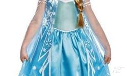 Brand new with tags. Beautiful Elsa Dresses. Stock due