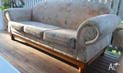 2 Fantastic Matching Sofas - Lovely Top Quality -