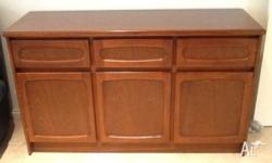 Beautiful wooden sideboard for sale - excellent