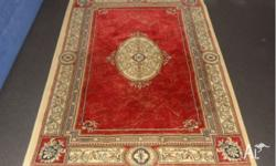 Hi. I am offering a beautiful Turkey-made Rug for sale