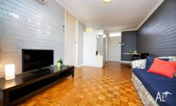 Beautifully maintained 1 bedroom apartment, located in