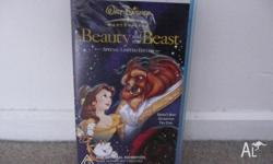 Hi, this is a Beauty and the Beast Special limited