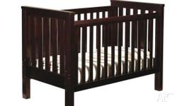 Bebe Care Surrey XT Cot / Toddler Bed. NOTE THE PHOTOS