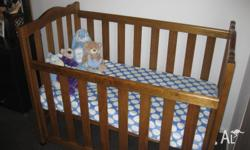 Austrailian Heirloom Collection Bed/Cot, Swallow Change