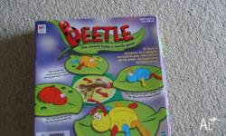 Beetle Game Build a beetle game. In good used