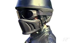 I purchased this helmet a few days ago and wore it for
