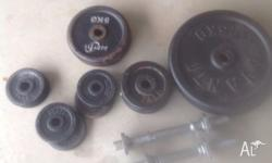Hi selling bench press with 100 kg weights,bench press