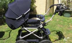 I am selling a Bertini Bidwell pram. �They are over