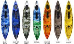 BRAND NEW SCORPIO TERRAPIN XL - Includes the Kayak plus