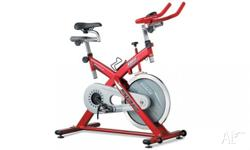 Get active with the BH Fitness SB2 Spin Bike, designed