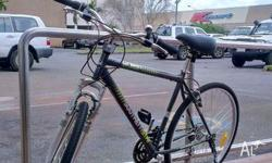 Two used bicycles on sale. Each bike 90 au If you are