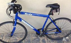 ITEM: Bike Esperia Aria Comments: 1 year low use and in