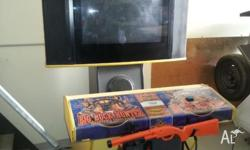 Big Buck Hunter Shooters Challenge in original Leisure