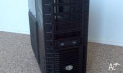 Cooler Master HAF 932 Advanced Good condition, no signs