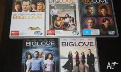 All 5 seasons excellent condition watched once please