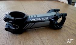 Specialised brand bike stem Suits 31.8 mm handle bar