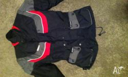 Good condition biker jacket. Used barley and condition