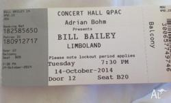 Two great tickets for Bill Bailey's latest