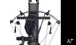 am selling my Bio-Force gym set. in excellent