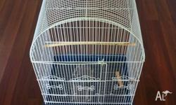Bird Cage for Sale Use only 1 month .. very clean