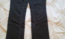 Kmart jeans that I bought last winter but have rarely