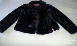 Size 12 girls Veronicas lined jacket. Excellent