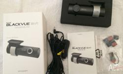 'BLACKVIEW' DASHCAM VIDEO RECORDER with built in WiFi &