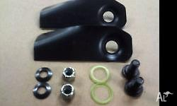 Brand new blade & bolt kits for Victa 18� rear catcher