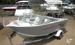 Blue Fin 475 Weekender, 2006, Runabout, This Blue Fin