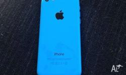 Hi guys, I'm selling my blue iPhone 5c. It's 16gbs.