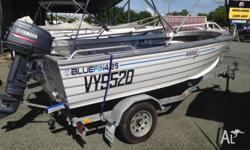 FOR SALE BLUEFIN ROGUE DELUX 4.25 PACKAGE - 2013 Model