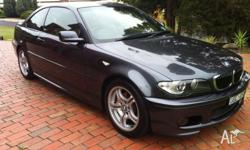 Bmw 325 ci sports coupe , 06 model , special