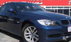BMW,3,EXECUTIVE,2006, SEDAN, 2L, AUTOMATIC, 47900kms,