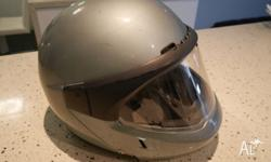 I'm selling my BMW helmet that I have had for many
