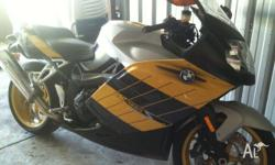 2005 BMW K1200 Sports, all the bells and whistles.Great