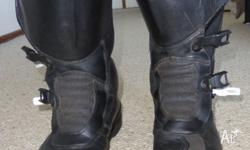 BMW Motorrad Santiago boots size: 42 These boots are