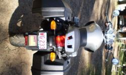 BMW R1150R. Silver.Well maintained.Original tool kit &