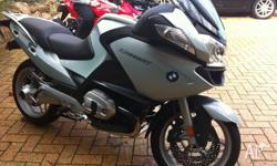 BMW R1200RT SE in showroom condition. 14,500kms, comes