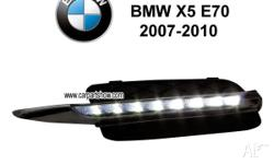 BMW X5 E70 07-10 DRL LED Daytime Running Lights Car