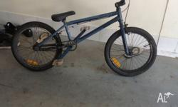 Giant BMX bike 20 inch great condition nearly a year
