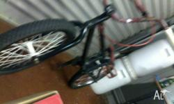 hello all , up for sale is my stolen cheater 2010 BMX