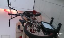 Bmx bike built from bottom up don't really want to get