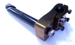 Good Condition Bronze Anodised JB Head Stem, 21.2mm