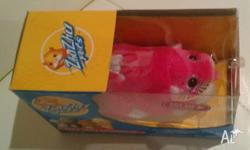 Pinkie zhu zhu hamster new in box $10 cute hamster