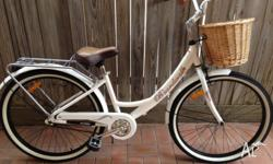 Original 'Boardwalk' Beach Cruiser Bike comes with