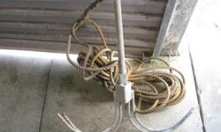 1 x REEF ANCHOR AND ROPE $10.00 1 x SAND ANCHOR, CHAIN