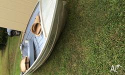 15hp mariner. 1996 model recently serviced and new